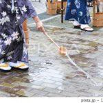 8月25日(金)16:00~ 打ち水開催